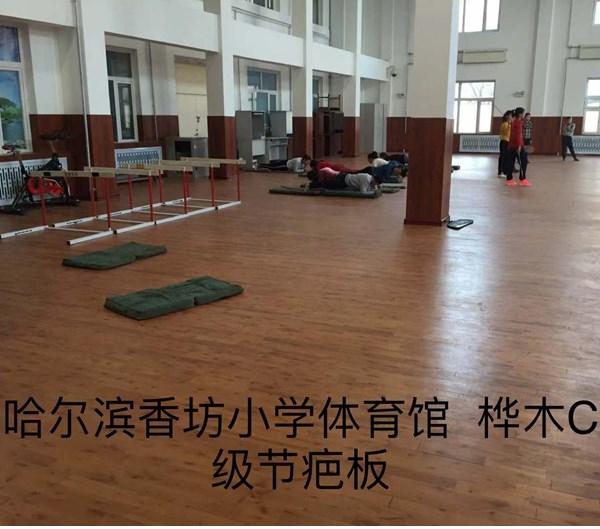哈尔滨香坊小学体育馆