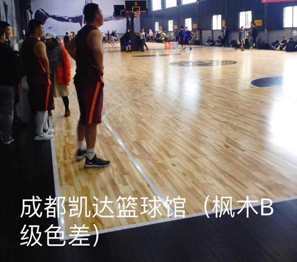 成都凯达篮球场