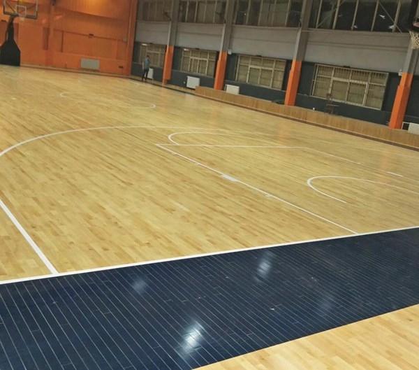乒乓球运动木地板