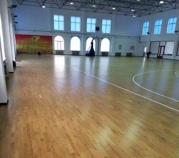 上海体育运动专用木地板