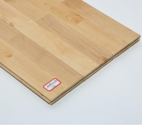 枫桦木双拼地板
