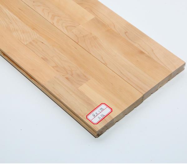 天津色木三拼地板